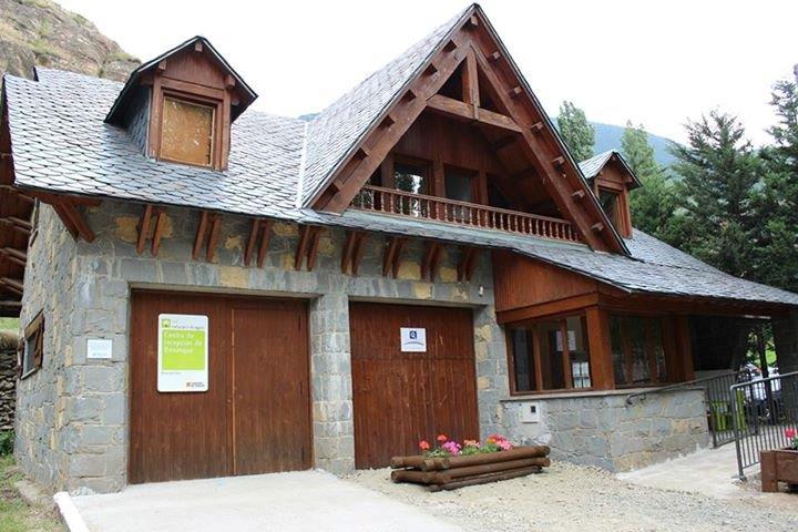 Rehabilitación de Centro de Interpretación del Parque Natural Posets Maladeta