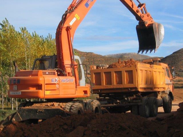 Construcción de Camino entre Villastar y Cubla (Teruel)