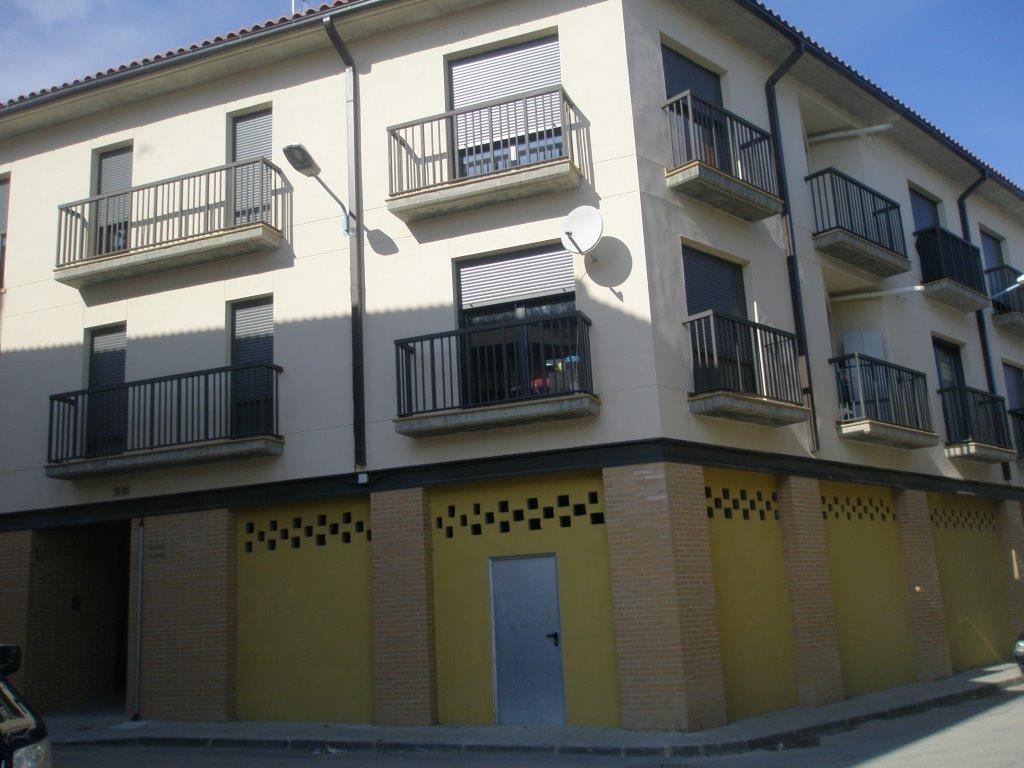 Construcción de Edificio de Viviendas en Almudevar